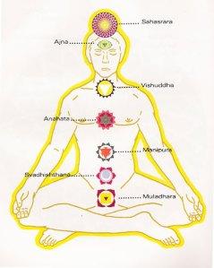 Hatha Yoga Chakras